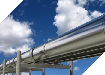 Solutions industrielles Transport de gaz